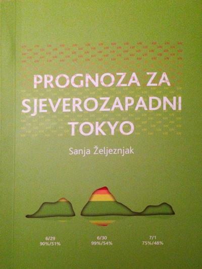 Sanja Željeznjak - Prognoza za sjeverozapadni Tokyo