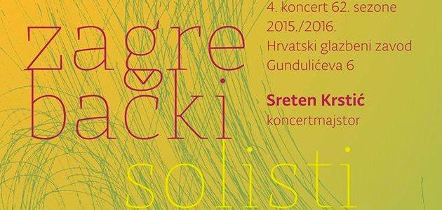 Zagrebački solisti-4. koncert 62. sezone
