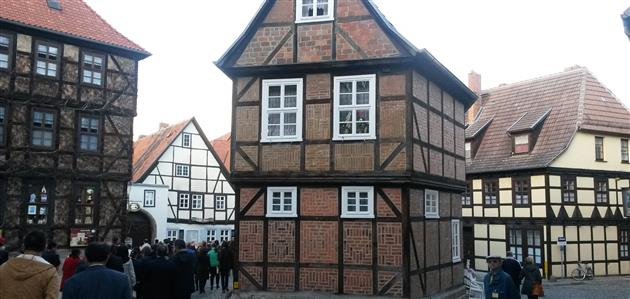 Njemačka-Quedlimburg