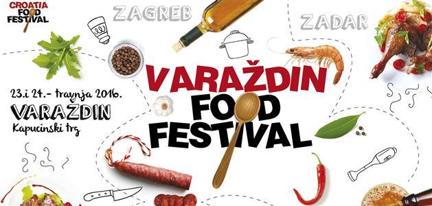 Varaždin Food Festival 2016