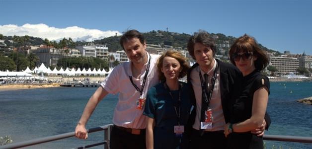 Boris T. Matić, Lana Ujdur, Miroslav Sikavica i Marija Šimoković Sikavica