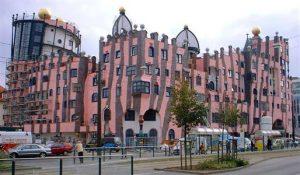 Magdeburg_Hundertwasserhaus (foto Wikipedia)