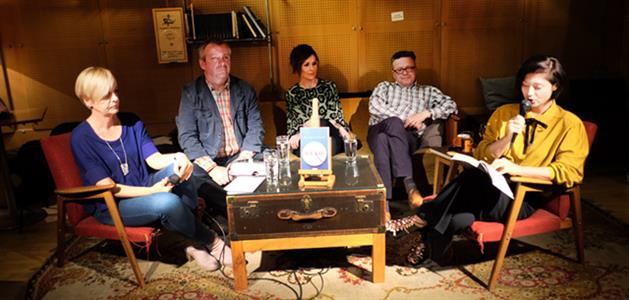 Marina Vujčić, Igor Mirković, Milana Vlaović, Ivica Ivanišević i Judita Franković