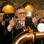 Ožujsko pub Maksi-Igor Mešin, Jimmy Stanić i Rene Bitorajac