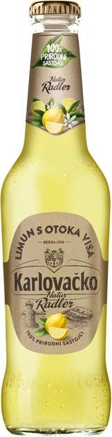 Karlovačko Radler-viški limun