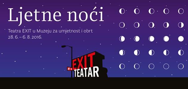 Ljetne noći Teatra Exit