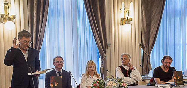 Orijana Koloper-promocija romana Zavjet