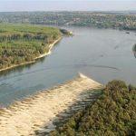 Ušće Drave u Dunav (foto Mario Romulić)