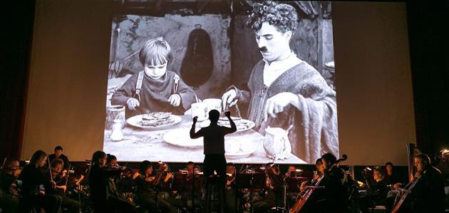 Charlie Chaplin-Mališan
