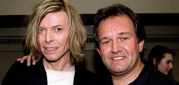 David Bowie i Brian Rasic