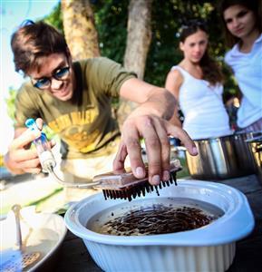 Karlo Vulin-čokoladni kavijar