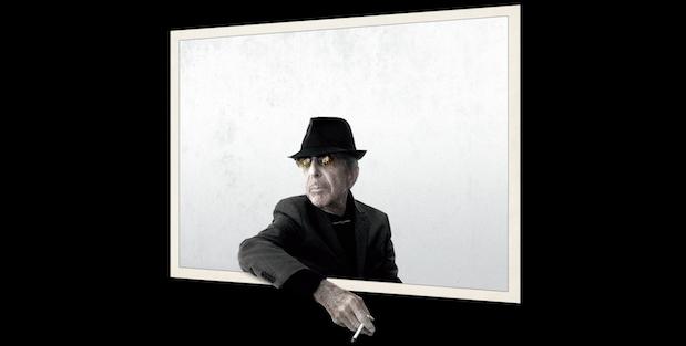 Leonard Cohen-You Want It Darker