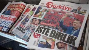 Turske novine