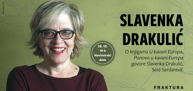 Slavenka Drakulić: Knjige o Europi