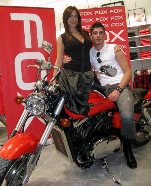 Simona Ištvanović i Bruno Orešković