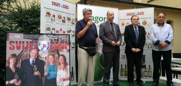 Željko Suhadolnik, Željko Kolar, Mladen Horić i Ivan Šućur