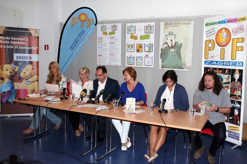 Ljubica Šuturović, Josip Forjan, Lidija Kroflin i Maja Novoselec