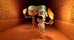 Avanture gospodina Peabodya i Shermana 2