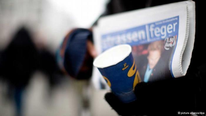Novine za beskućnike
