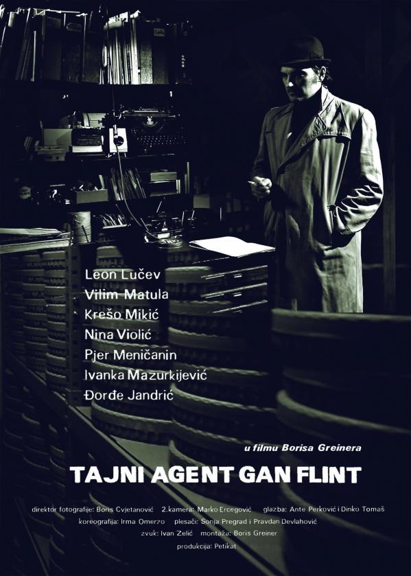 Tajni agent Gan Flint - Kino Europa