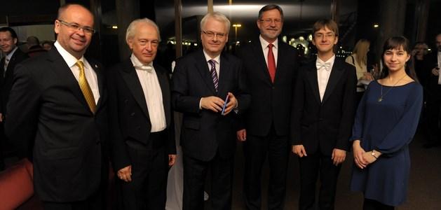 Antoni Wit i Marcin Koziak u gostima Zagrebačke filharmonije