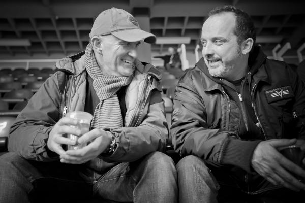Boris Horvat i Tony Cetinski