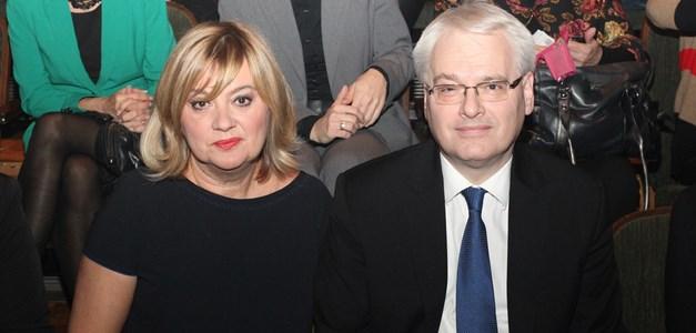 Dubravka Vrgoč i Ivo Josipović