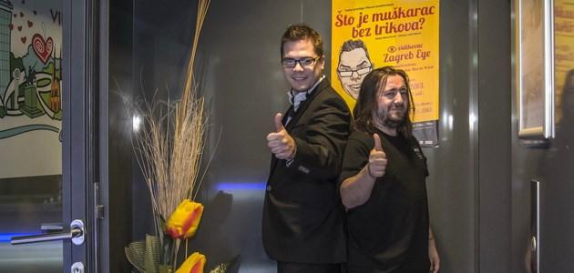 Luka Vidović i Mario Kovač