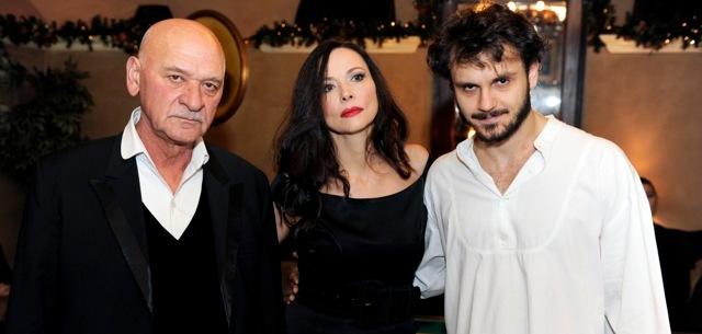 Žarko Savić, Vesna Tominac Matačić i Andrej Dojkić