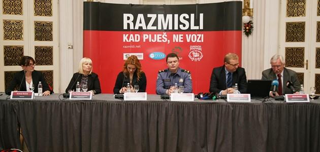 Andreja Šantek, Tina Puhalo Grladinović, Iva Pejnović Franelić, Darko Grac, Damir Novak i Davor Lisičin