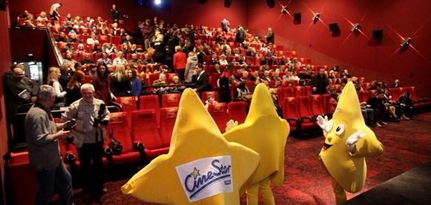 CineStar Vukovar-otvorenje