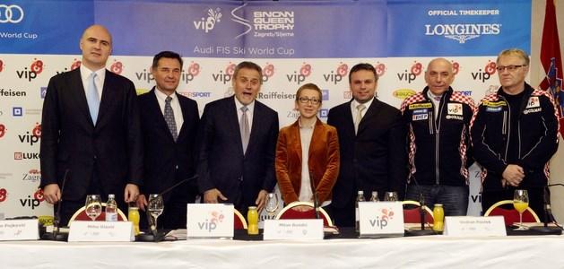 Mladen Pejković, Miho Glavić, Milan Bandić, Kristina Laco, Vedran Pavlek, Reno Fleiss i Dragutin Žiljak