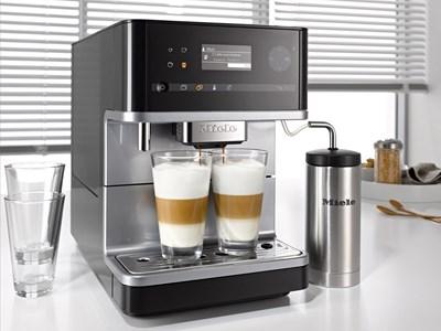 Miele stellt zwei neue Stand-Kaffeevollautomaten vor