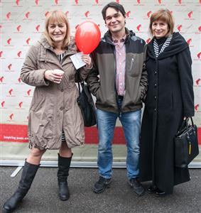 Sanja Pilić, Tomica Bajsić i Diana Burazer