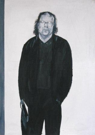 Zlatan Vrkljan, portret Darka Glavana