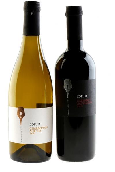 Solum-Chardonnay & Cabernet Sauvignon