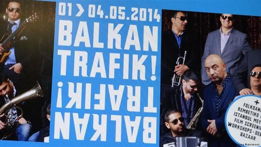 Balkan Trafik Festival Bruxelles