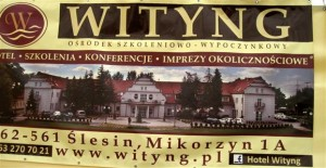 Hotel Wityng