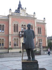 7-Novi Sad-Jovan Jovanović Zmaj