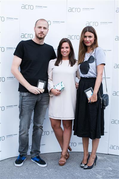 Ivan Veljača, Elizabeta Novaković i Anita Dujić