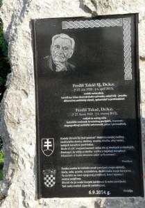 Ferdinand Takač-monolit