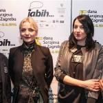 Ivica Propadalo, Paola Orlić, Vlatka Kolarović i Ismet Efendić