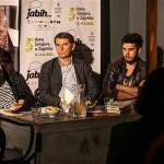 Jasmin Duraković, Milana Vlaović, Jasmin Imamović, Armin Omerović i Ismet Efendić