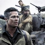 Fury-Brad Pitt