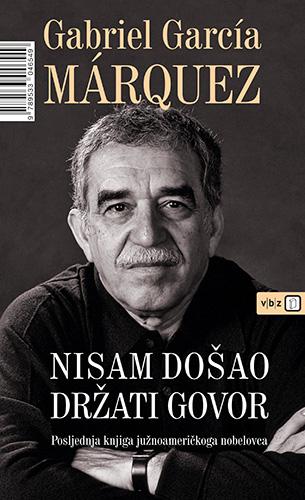 Márquez - Nisam došao držati govor