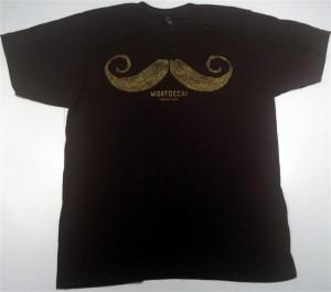 Mortdecai-crna majica