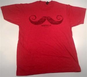 Mortdecai-crvena majica