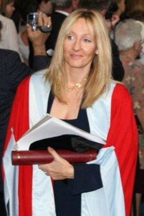 J.K. Rowling (foto Wikipedia)