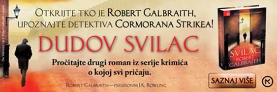 Robert Galbraith-Dudov Svilac
