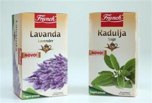 Čaj-lavanda i kadulja